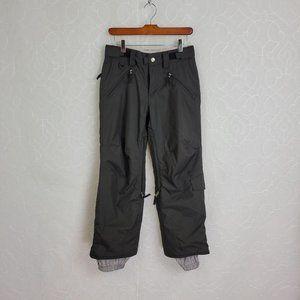 Turbine Girl's Serene Black Snowboard Ski Pants M